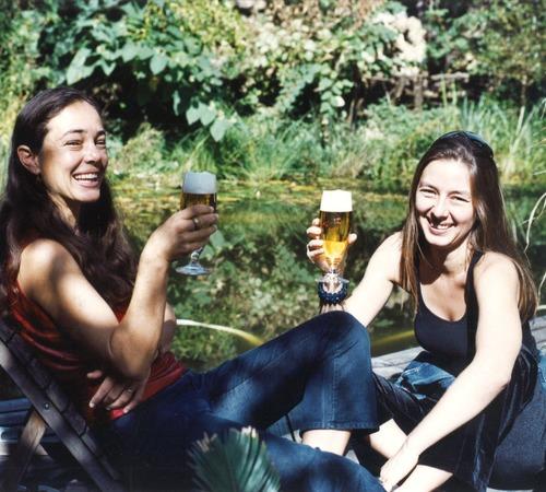 4 von 5 Frauen sind Biertrinkerinnen